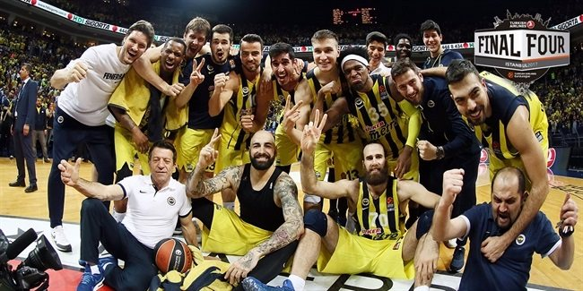 Road to Istanbul: Fenerbahce Istanbul