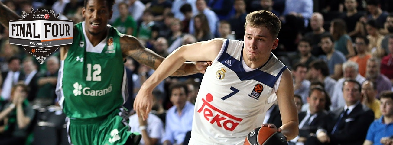 Luka Doncic, Real Madrid