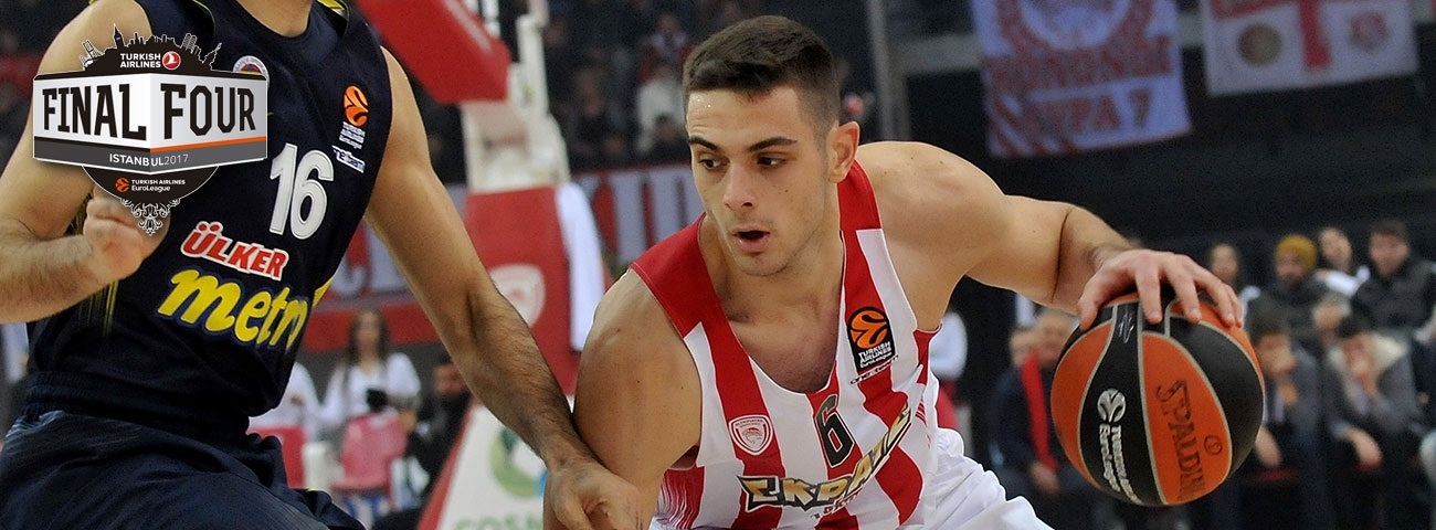 Ioannis Papapetrou: Time to leave it all on the floor