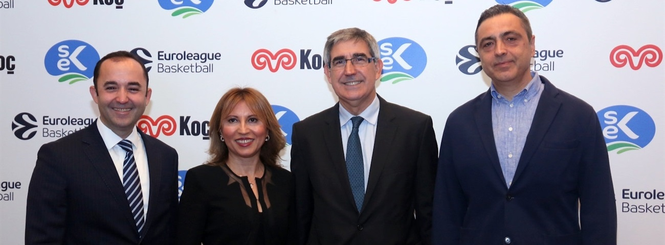 Euroleague Basketball's new partner, SEK, nourishes with goodness
