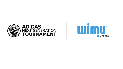 Euroleague Basketball U18 Tournament games to be monitored using WIMU PRO