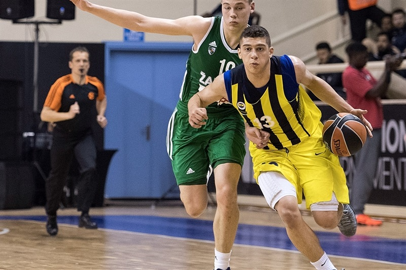 Cengizhan Ivedi - U18 fenerbahce Istanbul - ANGT Final Four Istanbul 2017 - EB16