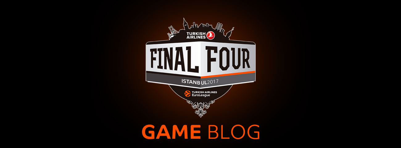GAME BLOG from Istanbul, third place and championship game