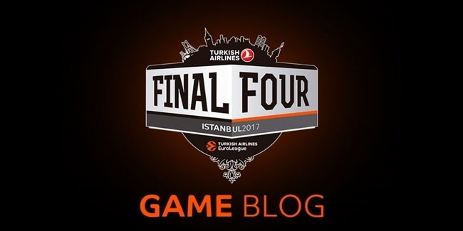 GAME BLOG from Istanbul, semifinals