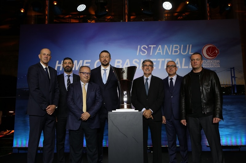 Turkish Basketball Federation Gala - Final Four Istanbul 2017