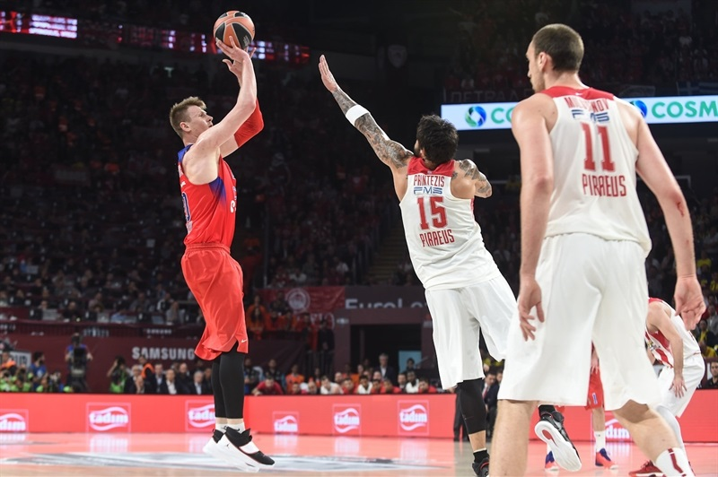 Andrey Vorontsevich - CSKA Moscow - Final Four Istanbul 2017 - EB16