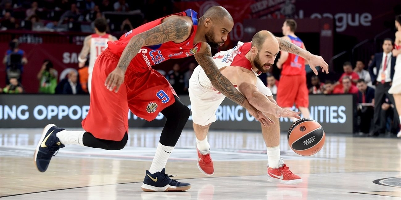 Final Four Semifinal report: Spanoulis leads another comeback to send Olympiacos to title game!