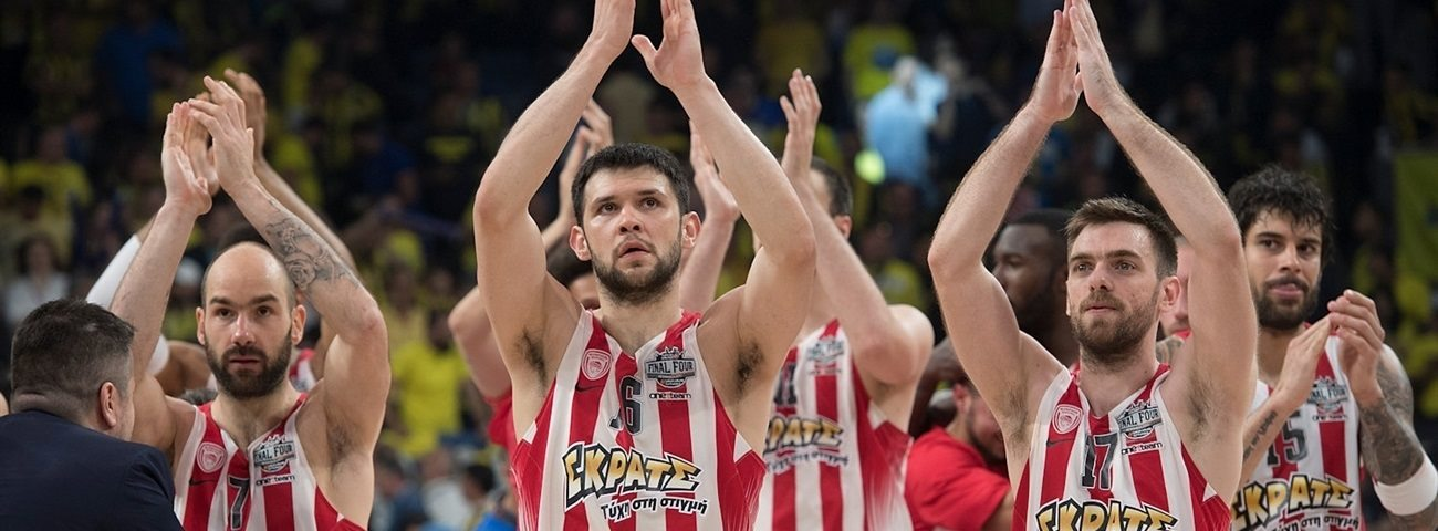 Did you know that ...? Finalist, Olympiacos Piraeus