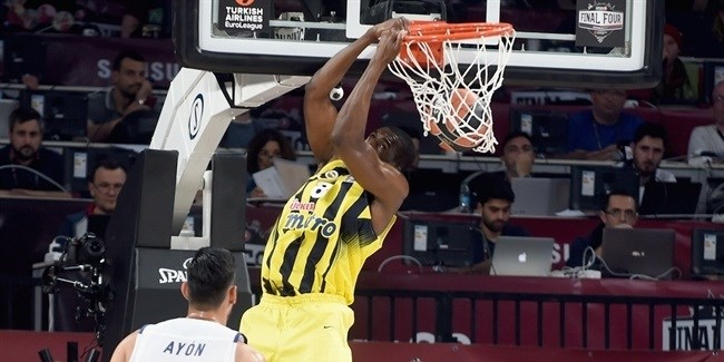 Final Four Semifinal report: Fenerbahce defeats Madrid for second spot in final