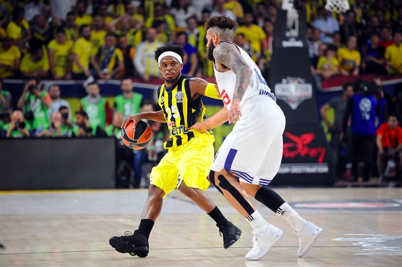 Bobby Dixon - Fenerbahce Istanbul - Final Four Istanbul 2017 - EB16