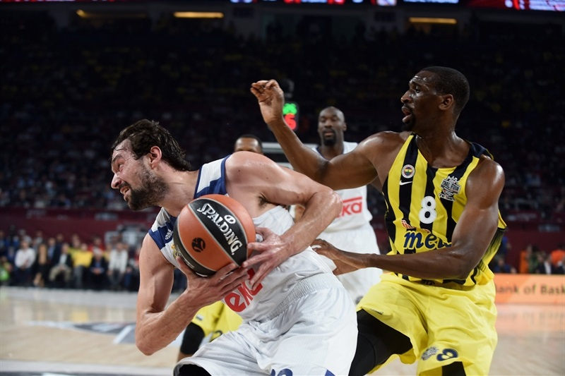 Sergio Llull - Real Madrid - Final Four Istanbul 2017 - EB16