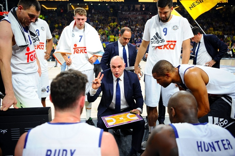 Pablo Laso - Real Madrid - Final Four Istanbul 2017 - EB16