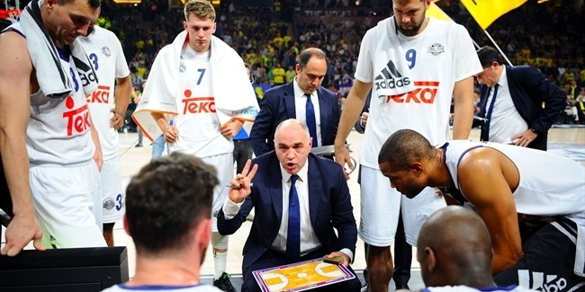 Pablo Laso, Real Madrid: 'It all starts with fun'