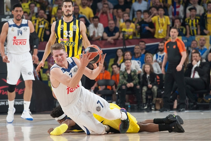 Luka Doncic - Real Madrid - Final Four Istanbul 2017 - EB16