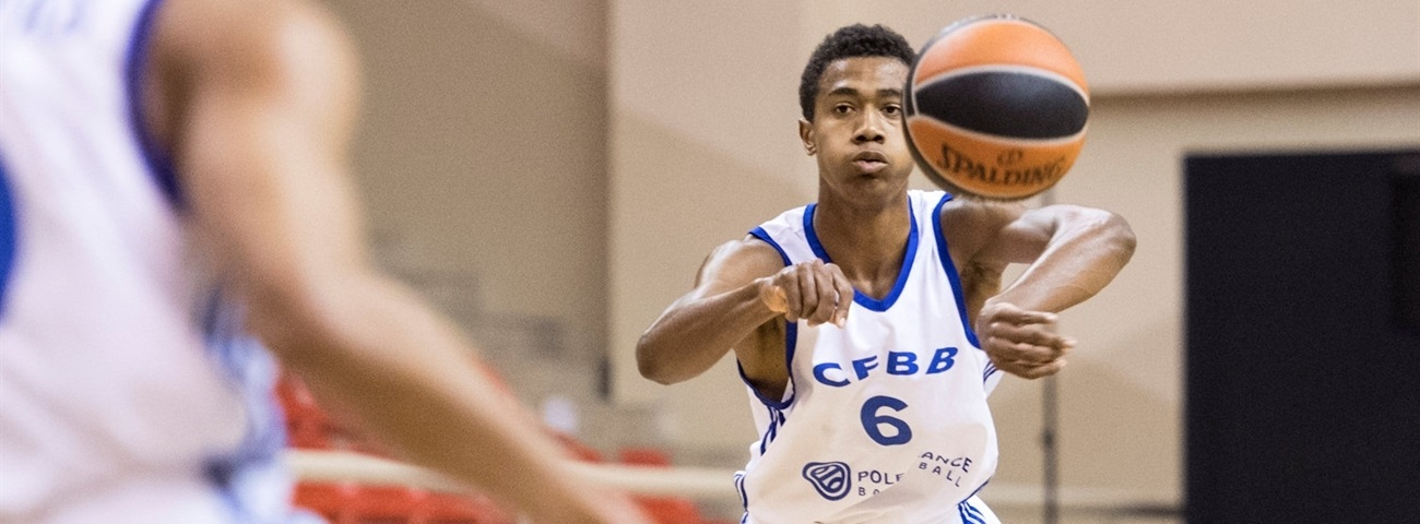 ASVEL signs young Maledon for 3 years