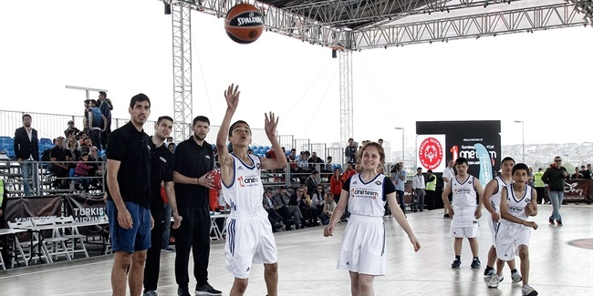 One Team and Special Olympics strengthen alliance at FanZone