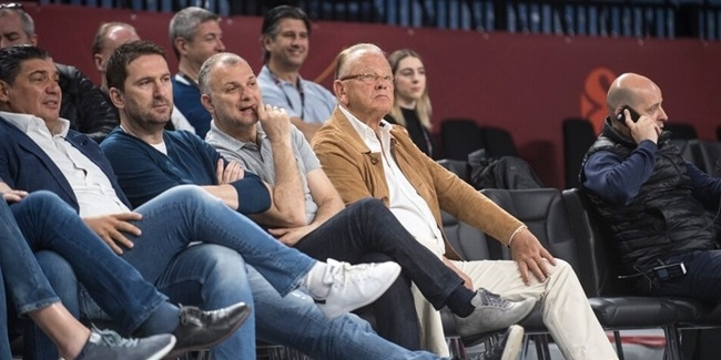 EuroLeague greats look forward to great title game