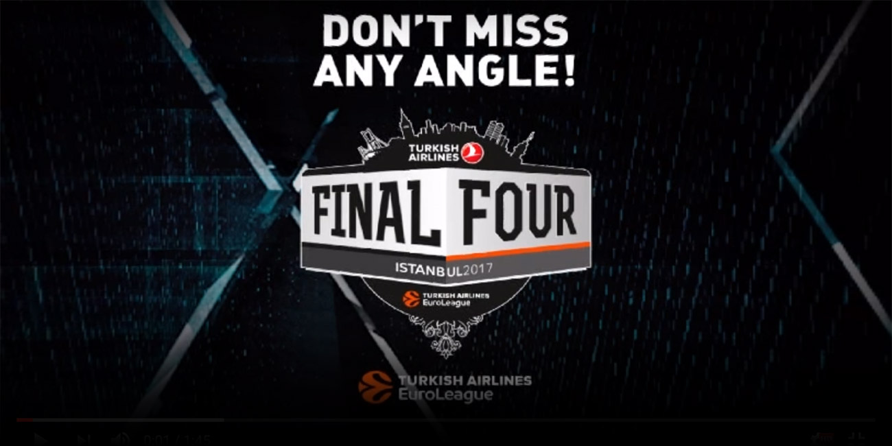 Final Four First Vision VR 360: Championship Game