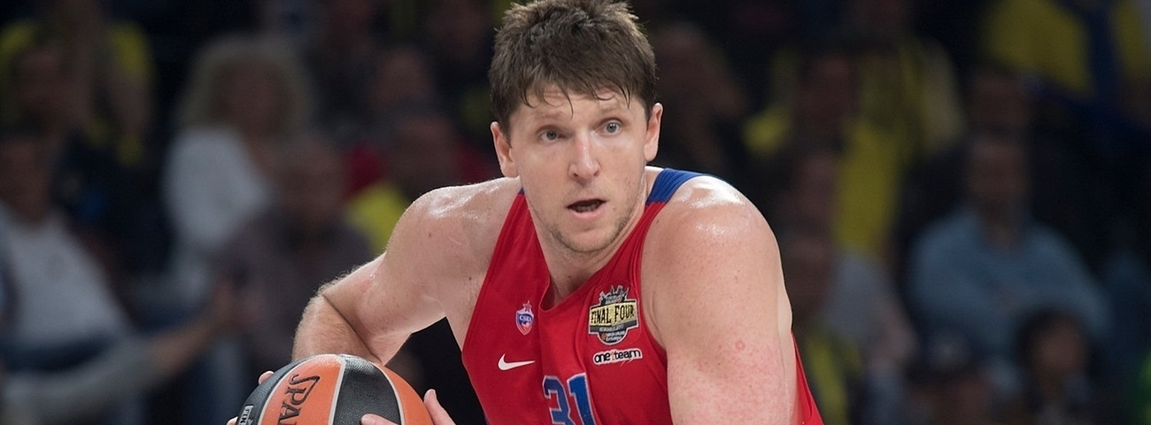 Khryapa leaves CSKA Moscow