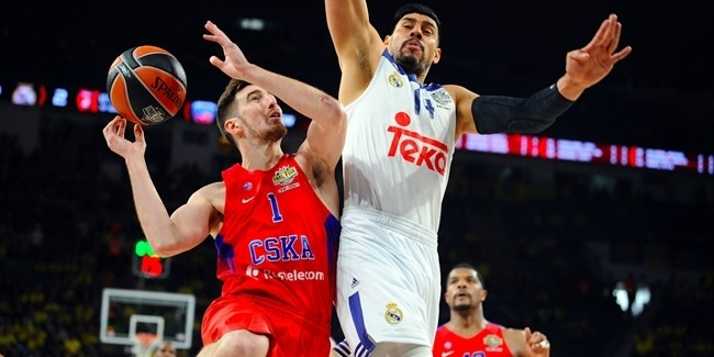 Final Four Istanbul 2017 - Third Place Game, CSKA Moscow vs. Real Madrid