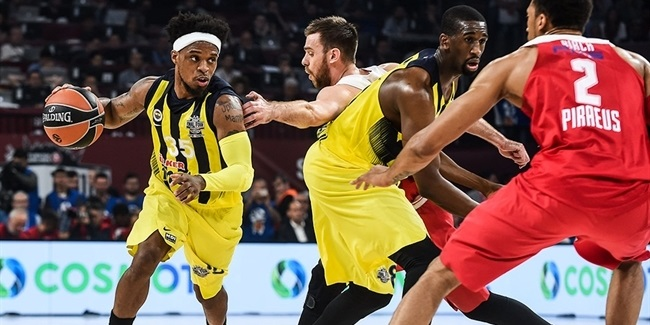 Final Four Istanbul 2017 - Championship Game, Fenerbahce Istanbul vs. Olympiacos Piraeus