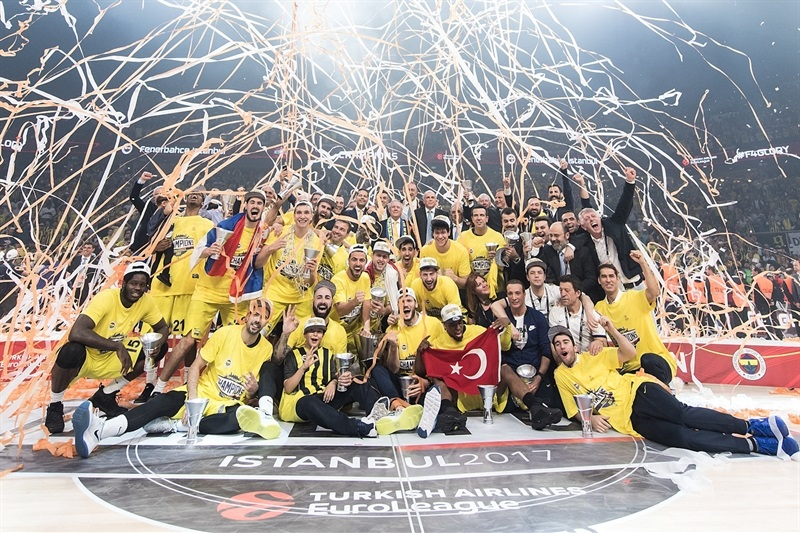 Fenerbahce Istanbul is the new Champ - Final Four Istanbul 2017 - EB16_7trxv4oahfoads9d