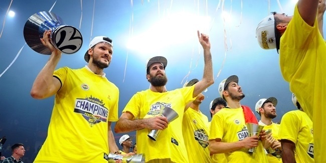On This Day, 2017: Fenerbahce is champ for the first time