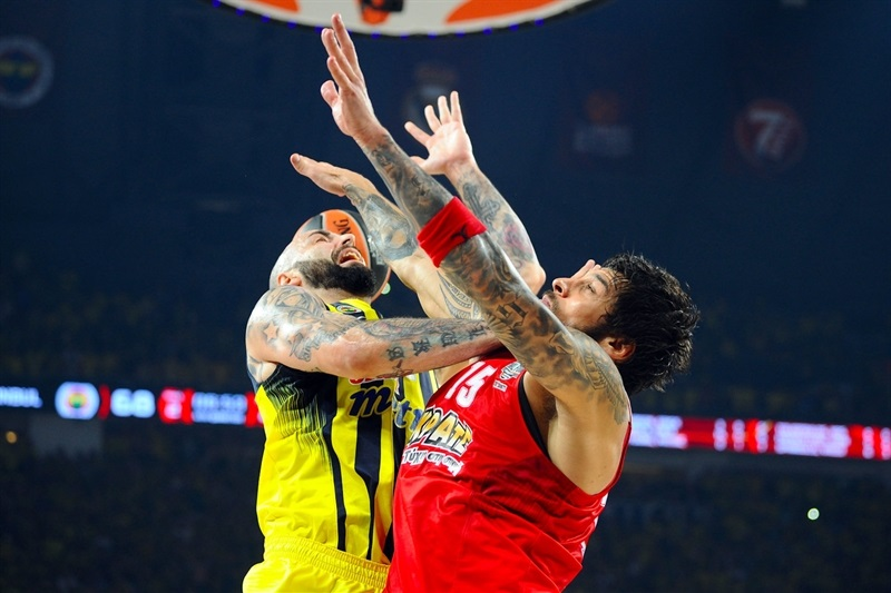 Pero Antic - Fenerbahce Istanbul - Final Four Istanbul 2017 - EB16