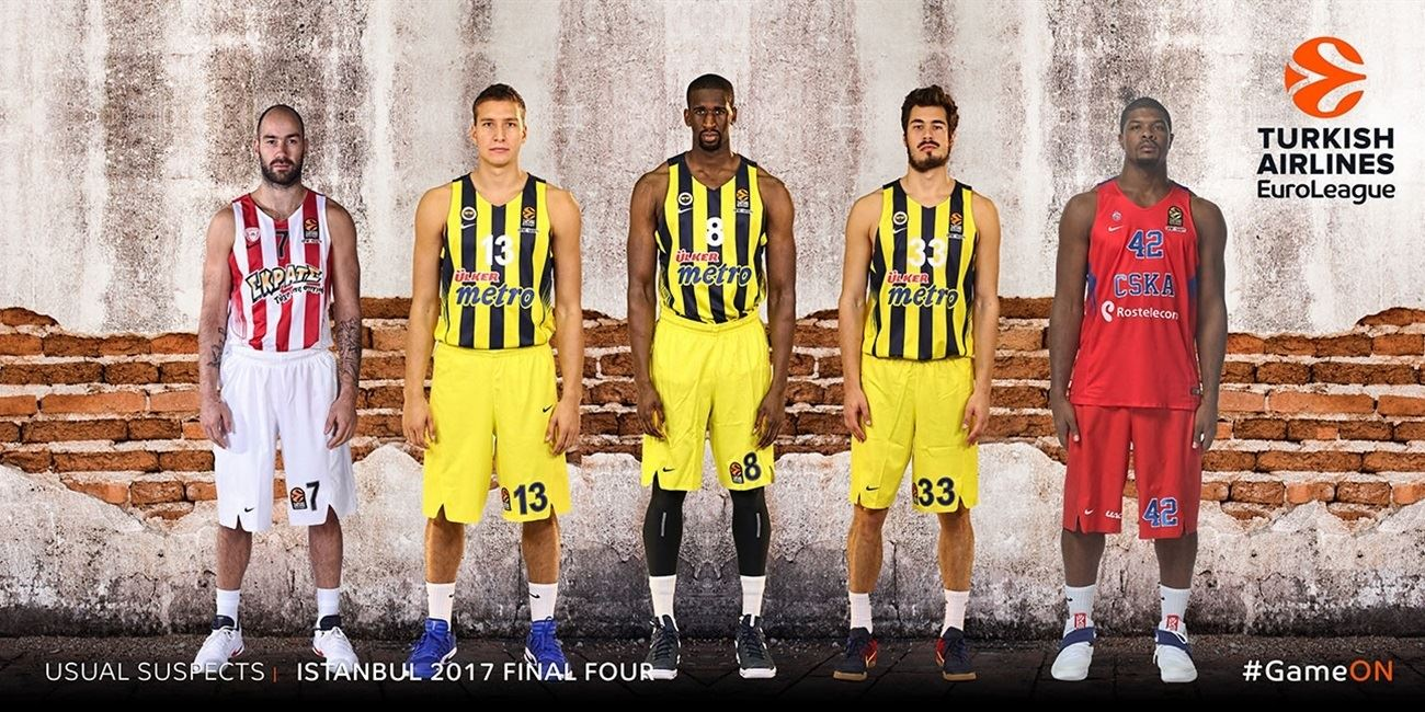 The Usual Suspects by Eurohoops.net: The Final Four