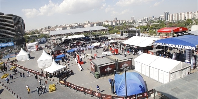 Non-stop fun made FanZone a hit in Istanbul!