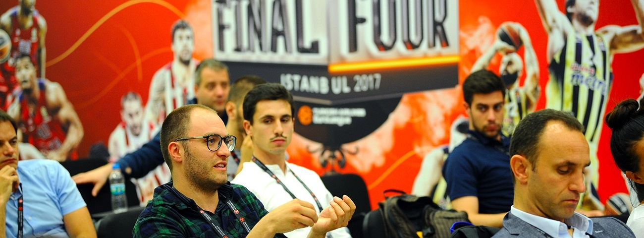 Final Four experience benefits EBI Masters students