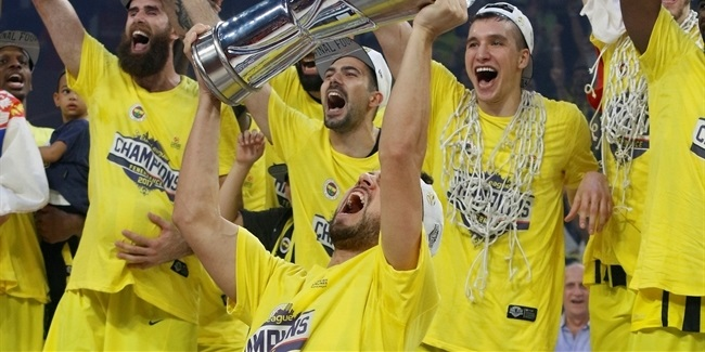 Tribute to the Champs: Kostas Sloukas