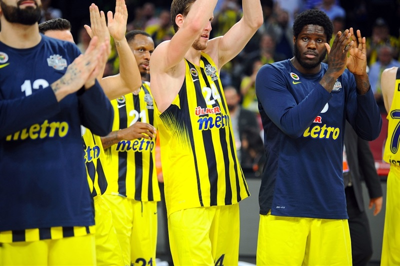 Anthony Bennett - Fenerbahce Istanbul - Final Four Istanbul 2017 - EB16