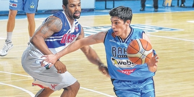 Bilbao Basket inks shooting guard Redivo