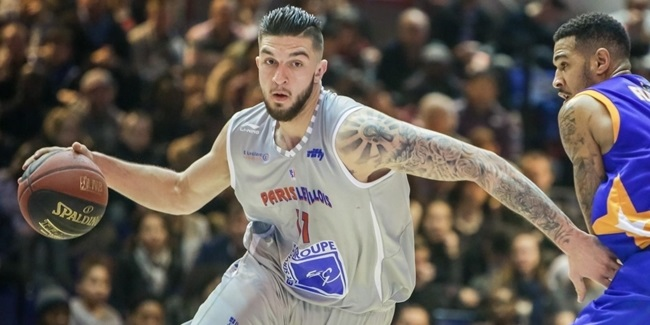 Baskonia puts rookie Poirier in the paint