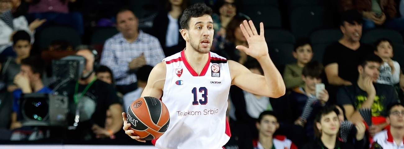 Zalgiris inks point guard Micic