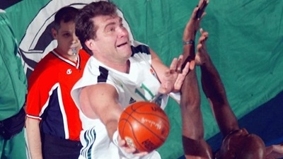 From the archive: Arvydas Sabonis highlights