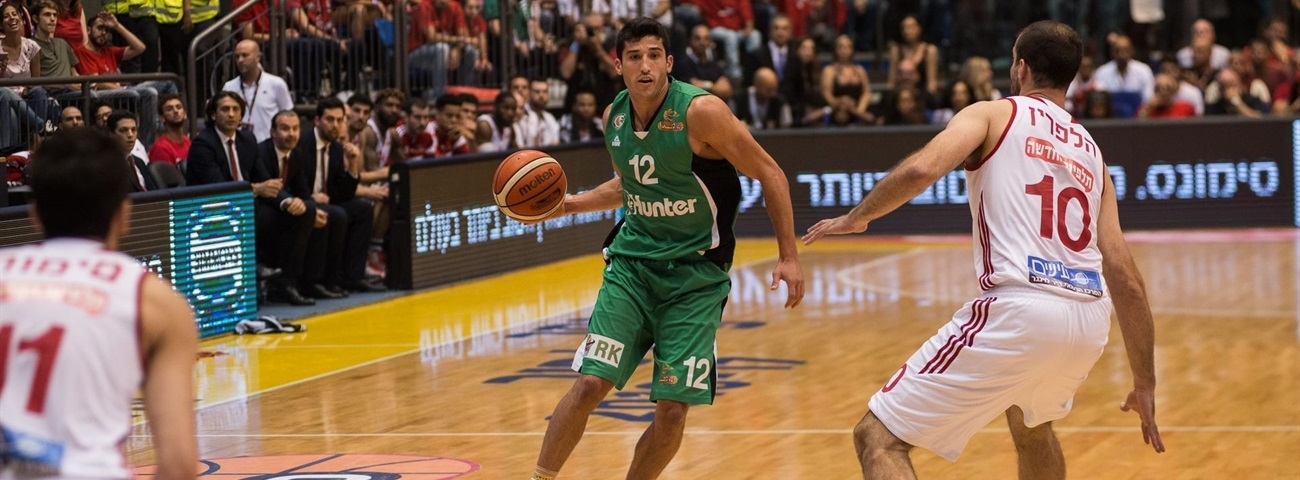 Maccabi signs Israeli League MVP DiBartolomeo