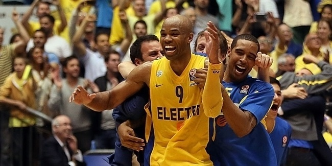 Maccabi brings back center Tyus
