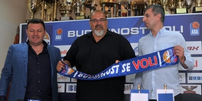 Buducnost appoints Dzikic as head coach