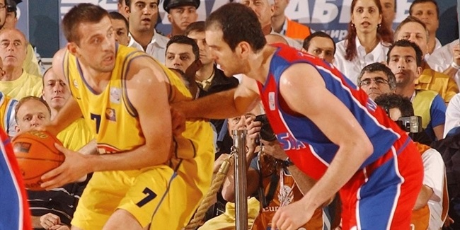 EuroLeague club 20th anniversary galleries: Maccabi FOX Tel Aviv