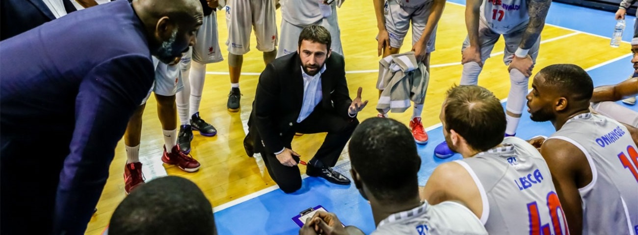 Levallois Metropolitans extends coach Fauthoux through 2021