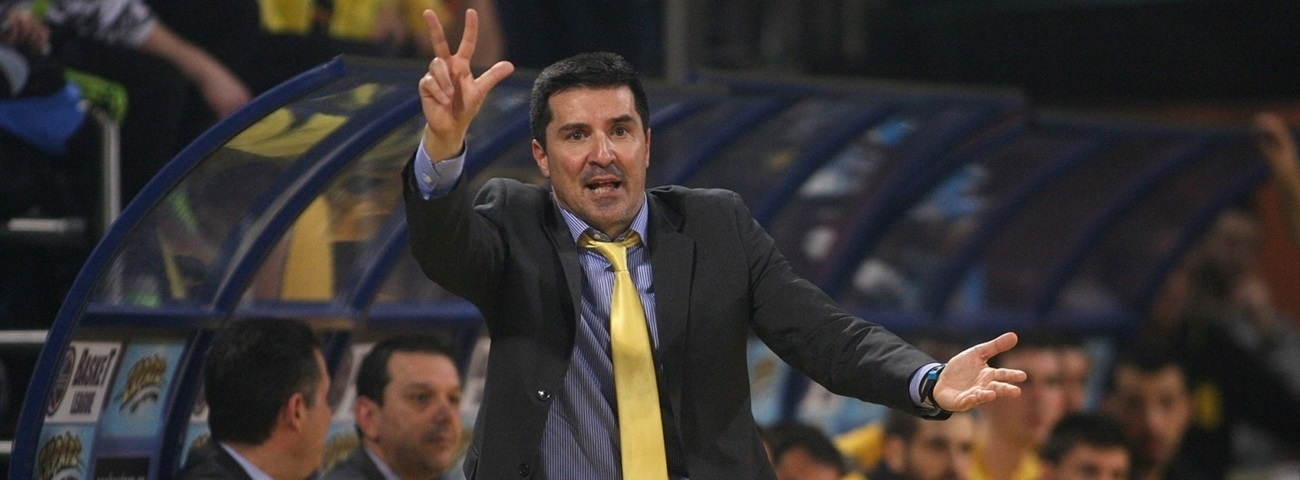 Unics appoints Priftis as head coach