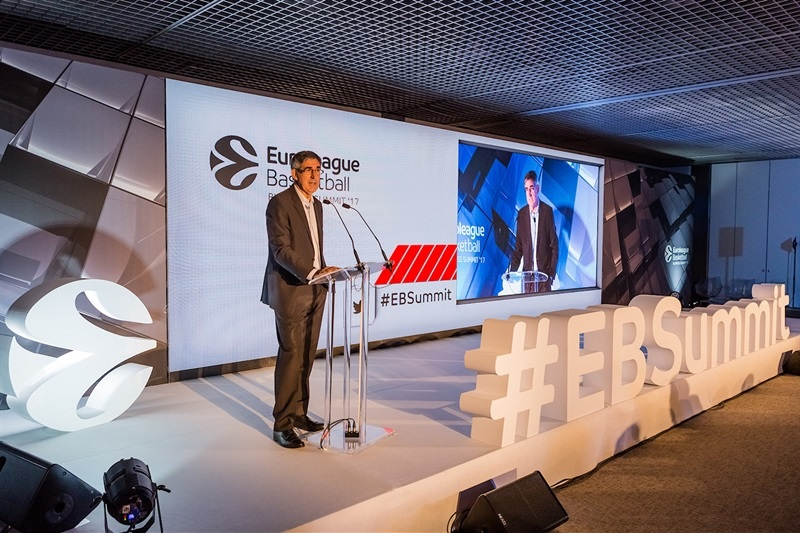Euroleague Basketball Business Summit 2017 - EB17