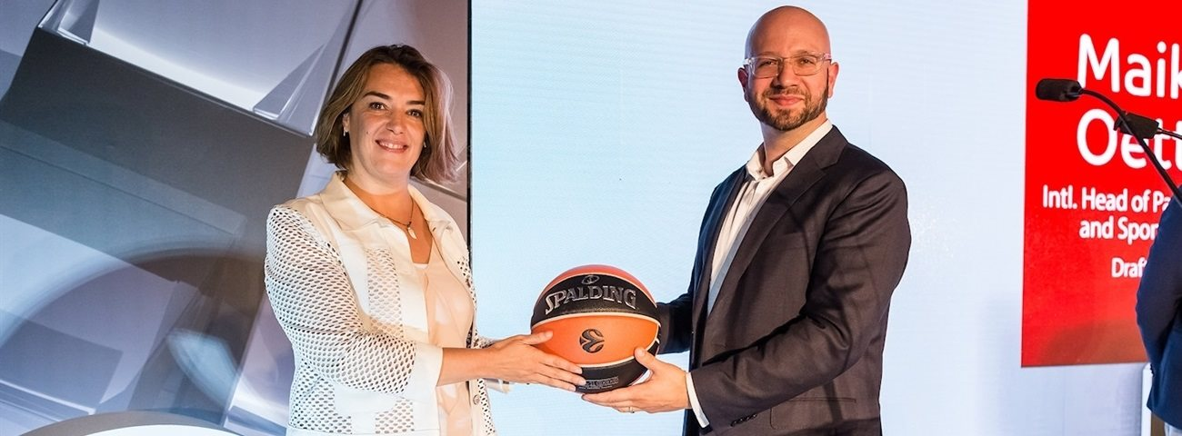 Euroleague Basketball names DraftKings its Official Fantasy Partner