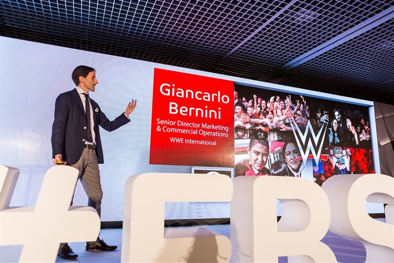 Giancarlo Bernini - Euroleague Basketball Business Summit 2017 - EB17