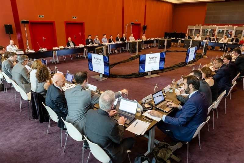 EuroCup General Assembly 2017 - EC17