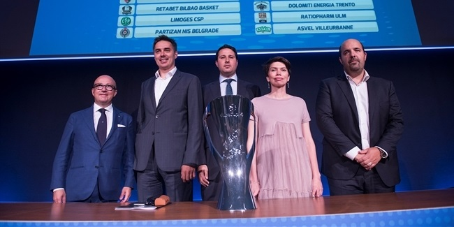 2017-18 Eurocup Draw: Group A at a glance
