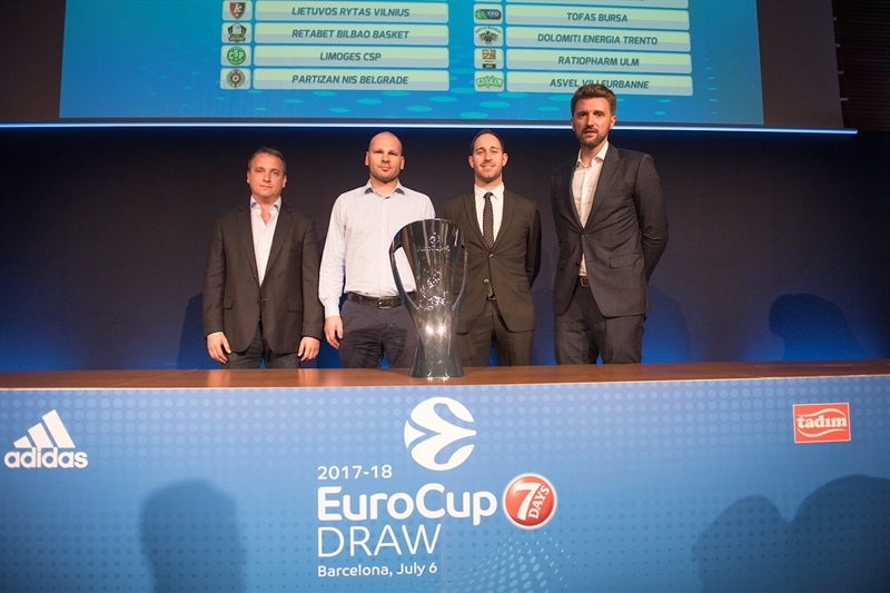 Group B - 2017-18 7DAYS EuroCup Draw - EC17