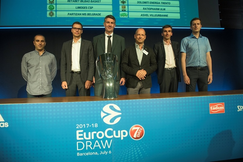 Group C - 2017-18 7DAYS EuroCup Draw - EC17